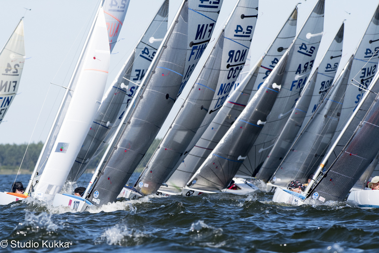 Newport Metrefest 2017 Regatta For International Rule Yachts