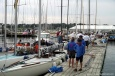 6mRs on the docks at Sail Newport