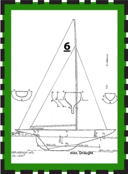6mR Yacht